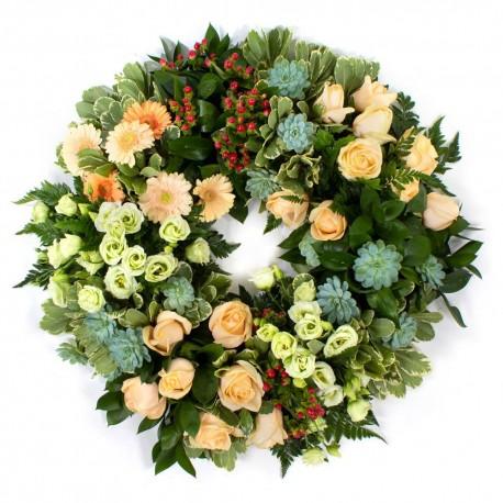 Eco Wreath SYM-354